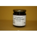 CONFITURE MIEL/4 FRUITS ROUGES