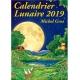 LIVRE - CALENDRIER LUNAIRE 2019 (Michel GROS)