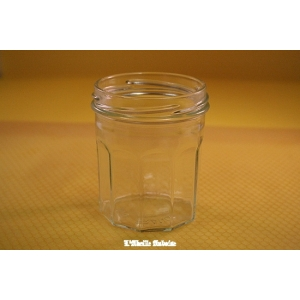 POT VERRE 250 G 200 ML FACETTE TO 70 SANS CAPSULE