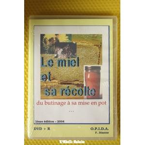 DVD - LE MIEL ET SA RECOLTE